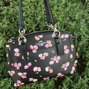 Coach Mini Christie Carryall  Crossbody Bag